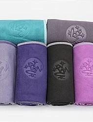 Yoga Toalhas 80%polyester,20%nylon) - 3 mm Eco-friendly / Non Toxic