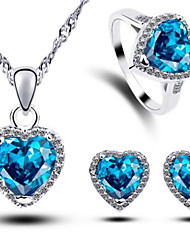 Women's Jewelry Sets Heart Handmede Jewelry Sets