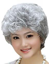 Peluca - Rizado Sintético - para Mujer
