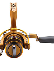YFY LC17-50 Wonderful Performance with Front Drag System Left/Right Exchangeable Handle Power Spinning Fishing Reel