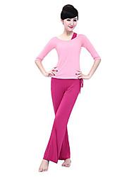 yoga yiduolian tops tops ropa de fitness wearbale para mujeres