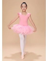 Ballet Dresses/Tutus Children's Performance Modal Feathers /Fur/Tiers Kids Dance Costumes