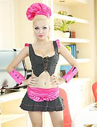 Costumes - Costumes de carrière - Féminin - Halloween - Gilet/Jupe/Bracelet/Chapeau