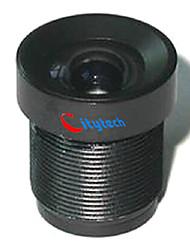 2,8 milímetros cctv lente da câmera de vigilância cs