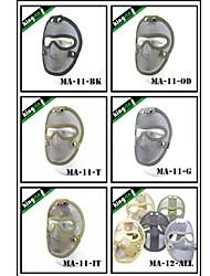 Strike Metal Mesh Safety Full Face Mask
