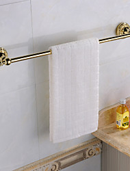 Modern TI- PVD Finish Stainless Steel Material Towel Bar