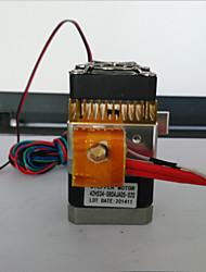 xc3d fabricant MK8 - 01 extrudeuse tout en métal avec câble pour imprimante 3d