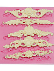 Lace Mold For Fondant Cake&Chocolate Decoration