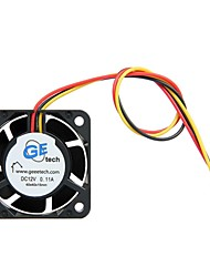 Geeetech 3D Printer Extruder 12V 3-Pin Cooler Axial Fan(40 x 40 x 15mm)