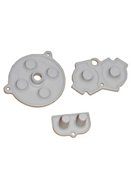 10 x Conductive Rubber Contact Pad Button D-Pad for Nintendo GBA Console