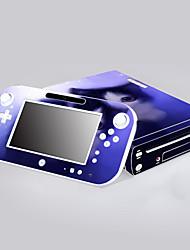 b-piel® consola Wii U cubierta protectora pegatina adhesivo controlador de la piel