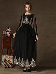 jurken linsa vrouwen goedkope losse mode elegant casual jurken feestjurken