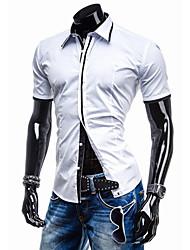 Mumugeorge Men's Fashion Short Sleeve Slim T-Shirts