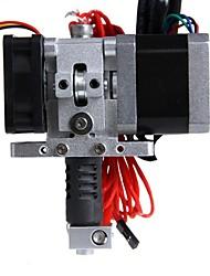 geeetech gt7s 3d imprimante extrudeuse coup d'oeil j-tête buse 1.75mm filament / buse de 0,3 mm