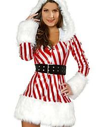 Navidad - para Mujer - Disfraces de Santa - Más Accesorios - Vestido/Cinturón -