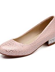 Women's Shoes Round Toe Low Heel Pumps Shoes More Colors available