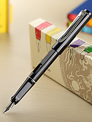 0.38mm Black Fashion Business Fountain Pen