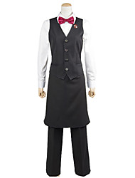 Death Parade Bartender Cosplay Costumes