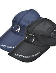 dual-purpose cap nylon pescador / balde chapéu