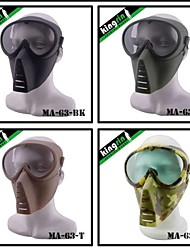 MA-63 Protect Clone Full Face Tactical Military Combat Mask
