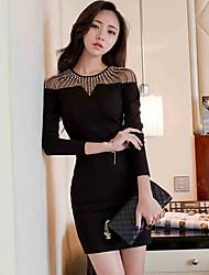 europeu forma tendência vestido barato casual obl mulheres