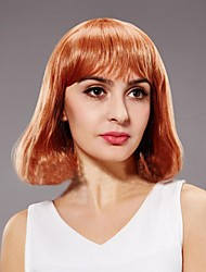 European and American Fashion New Red Sand Xuan Face Wig Repair