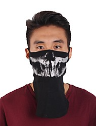Qinglonglin Unisex CS Games COD Call Of Duty Motorcycle Ski Snowboard Face Mask