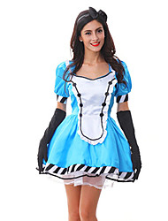Alice in the Dream Blue Dress Maid Costume