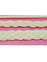 Lace Mould Braided Rope Cake Mold