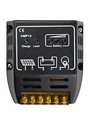 10a régulateur de charge solaire 12v 24v détecteur CMP12 y solaire