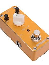 MINI Effect Pedal Aroma ADL-3 Delay AC/DC Adapter Jack True Bypass