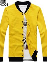Men's Colorful Casual Sweaters  Coat  Cardigan