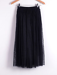 Women's Vintage Casual Skirts