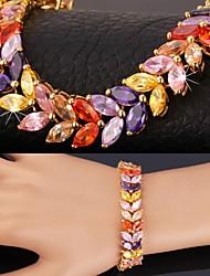 Bracelets ( Zircon/Gemme Femme