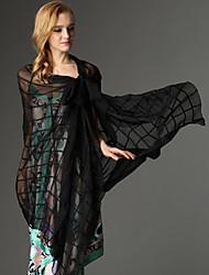 Zizhen décontracté tout foulard de soie match des femmes