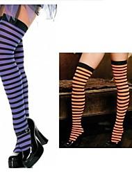 Dance Accessories Stripe Stockings (More Colors)