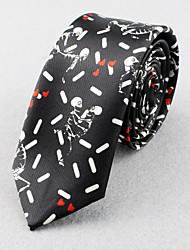SKTEJOAN® Men's Korean Fashion Personality Narrow Ties(Wide:5CM)