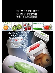 PUMP&PUMP Vacuum Seal Storage System TC-200*2+TC-400*2