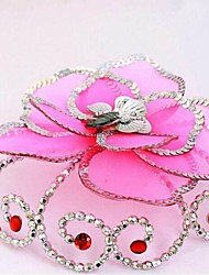 Women's Plastic Sequins Flower Shape Dance Headpieces(More Colors)