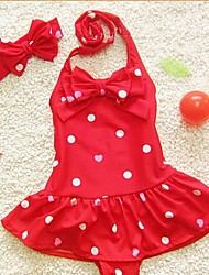 Girl's Triangle Swimsuit
