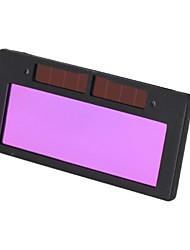auto escurecimento olho de vidro, acessórios solares para soldagem