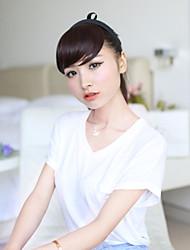 smilco soins de salon de coiffure et Bang clip dans frange extension de cheveux frange de cheveux