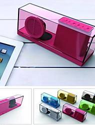 beboncool levou altifalantes digital auto leve toque com o controlador, micro sd / tf usb e suporte de rádio fm