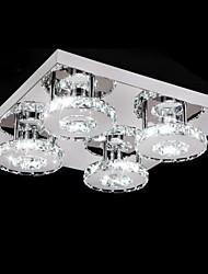 Ceiling Lamp 4 Light Modern Simple Artistic