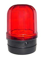 luz estroboscópica segurança do carro com base magnética