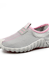 Women's Shoes EU35-EU40 Casual/Travel/Outdoor Fashion Tulle Leather Sport Casual Sneakers
