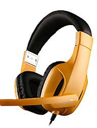OVANN - X5 - Hoofdtelefoons - Bedraad - Hoofdtelefoons (hoofdband) - met met microfoon/Volume Controle/Gaming - voorMediaspeler/tablet/Mobiele