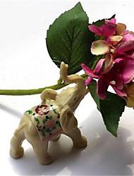 roze hygrangeas kunstbloemen Pack 3