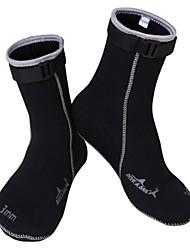 DiveSail 3mm Neoprene Professional Snorkeling Socks Diving Scuba Winter Swim Boots Wet Suit Warming Non-slip Shoes