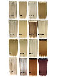 Extension des cheveux - Multicolore Fibre synthétique  - pour Femme